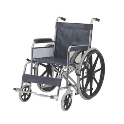 Wheel Chair Ffoldable Model