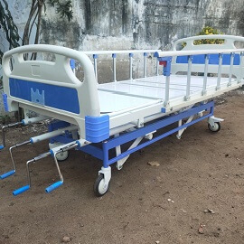 Manual Fixed Height ICU Bed Excel Model